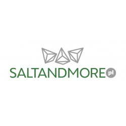 Sól morska wędzona MALDON w młynku 55g